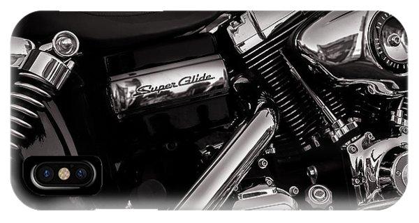 Dyna Super Glide Custom IPhone Case
