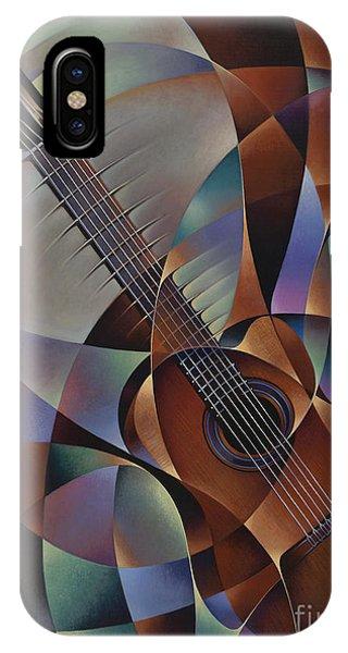 Dynamic Guitar IPhone Case