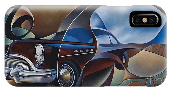 Dynamic Route 66 IPhone Case