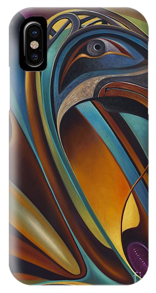 Dynamic Series #17 IPhone Case