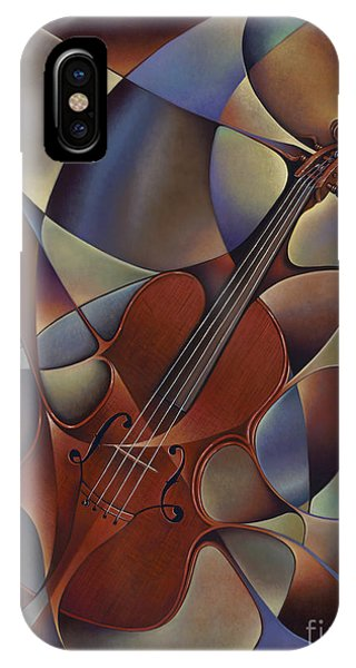 Dynamic Violin IPhone Case