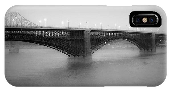 Sherri iPhone Case - Eads Bridge St. Louis by Sherri Powell