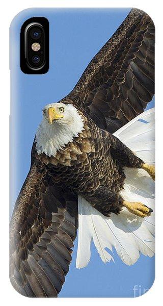 Eagle Embankment Phone Case by John Blumenkamp
