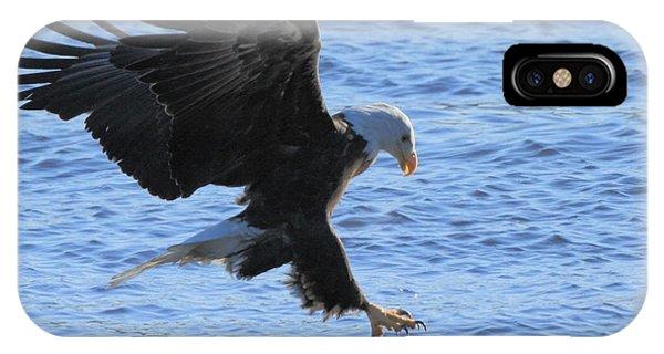 Eagle Grab IPhone Case