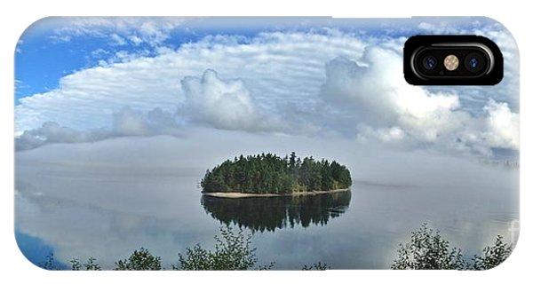 Eagle Island IPhone Case