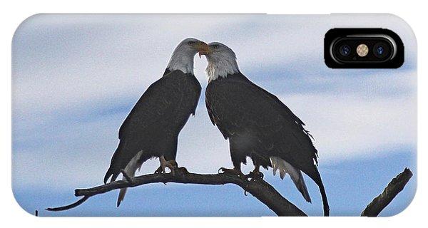 Eagle Love IPhone Case