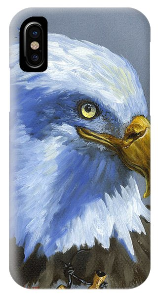 Eagle Patrol IPhone Case