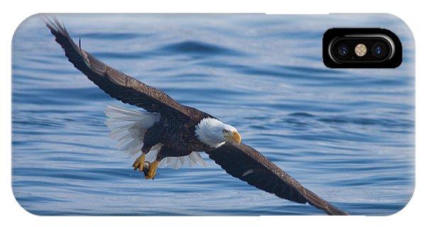 Eagle Soaring IPhone Case