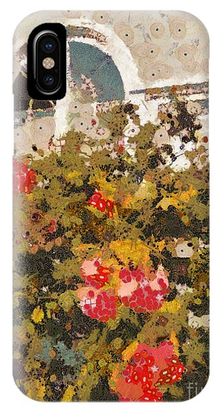 Alameda Roses IPhone Case