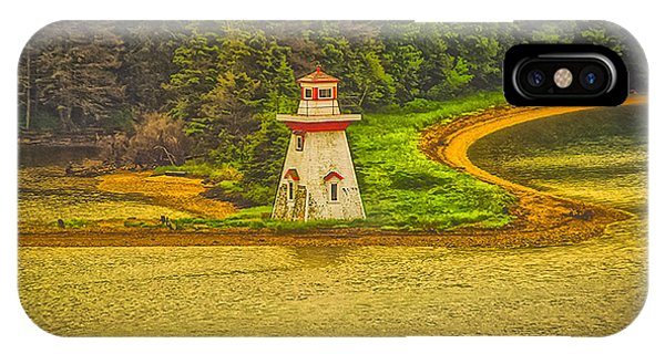 Eagles Lighthouse IPhone Case