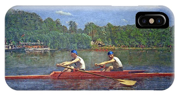 Eakins' The Biglin Brothers Racing IPhone Case