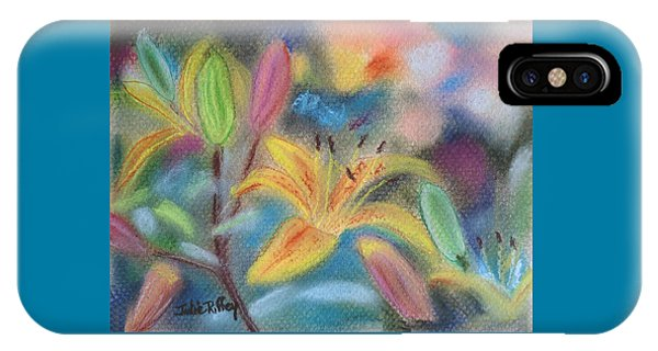 Early Arrival Lily IPhone Case