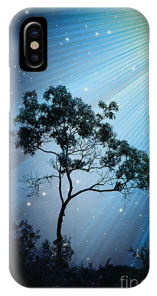 Early Bloomer Light Trail -  No.4838 IPhone Case