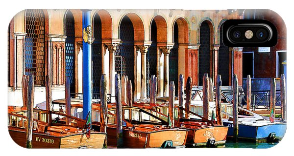 Early Evening Venice IPhone Case