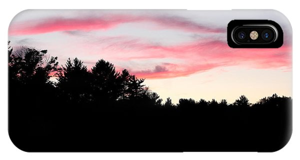 Early Fall Sky Ix Phone Case by Brian Lucia