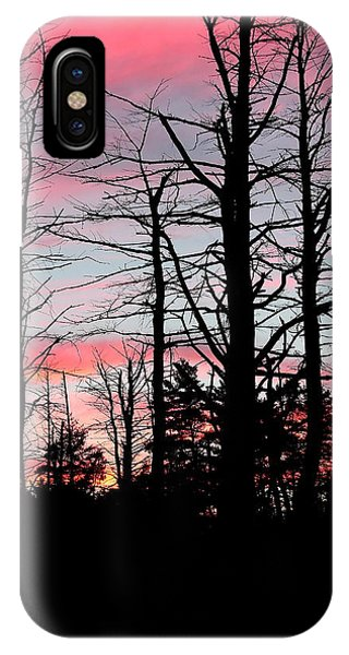Early Fall Sky Vi Phone Case by Brian Lucia