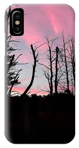 Early Fall Sky Vii Phone Case by Brian Lucia