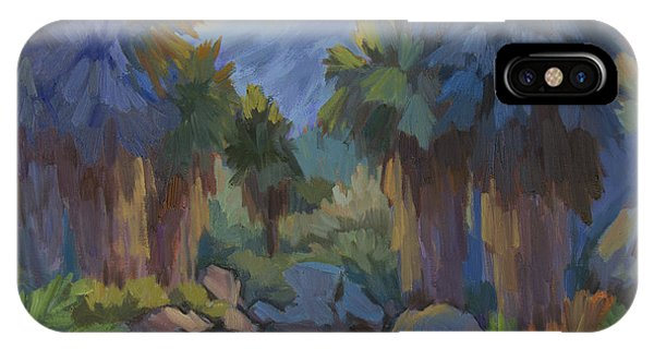 Early Light Indian Canyon IPhone Case