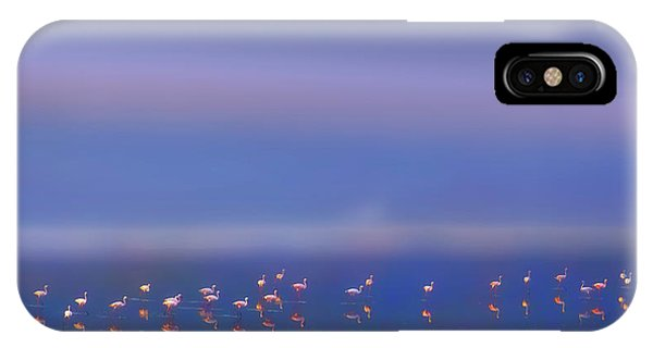 Aerial iPhone Case - Early Morning by Phillip Chang