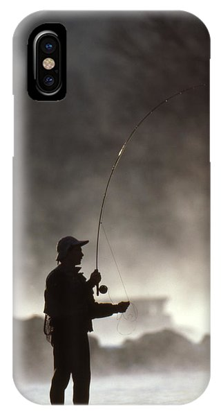Early Morning Pursuit IPhone Case