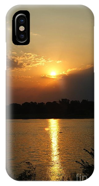 Early Morning Rise IPhone Case