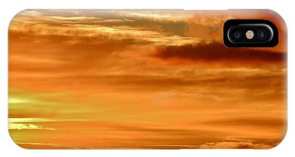 Early Morning Sunshine Over Fremantle IPhone Case