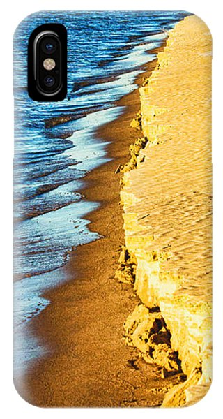 Early Morning Walk IPhone Case