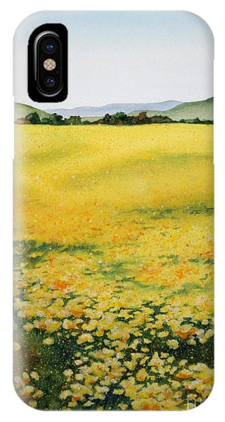 Early Spring Near Half Moon Bay IPhone Case