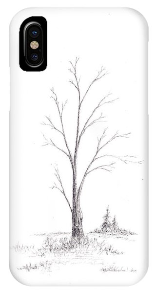 Early Winter IPhone Case