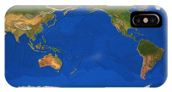 Sea Floor iPhone Case - Earth & Ocean Floor by Copyright Tom Van Sant/geosphere Project, Santa Monica/science Photo Library