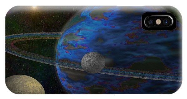 Earth-like IPhone Case