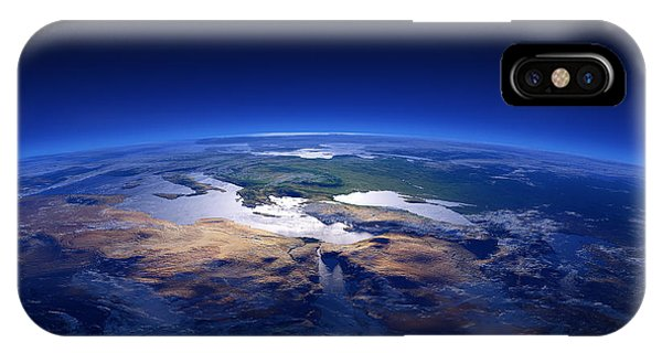 Turkey iPhone Case - Earth - Mediterranean Countries by Johan Swanepoel