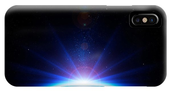 Earth Sunrise IPhone Case