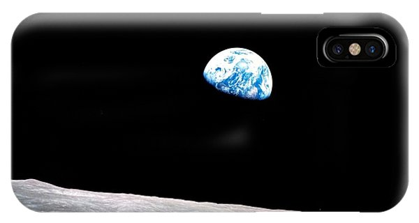 Earthrise Nasa IPhone Case