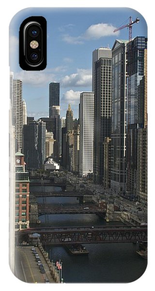 East Branch Bridges IPhone Case