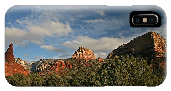 East Of Chapel IPhone Case