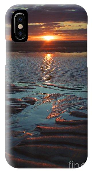 Eastham Sunset IPhone Case