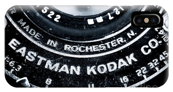Eastman Kodak Co IPhone Case
