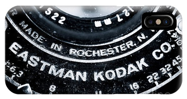 Eastman Kodak Co IPhone Case