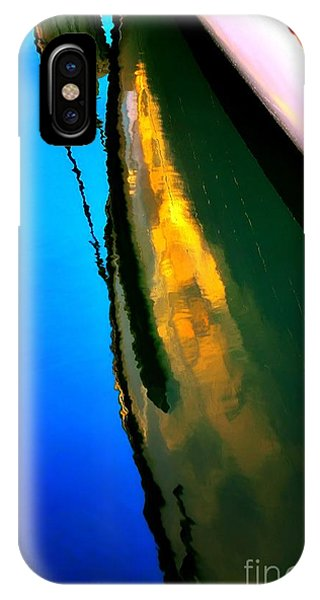 Port Townsend iPhone Case - Easy Waters by Lauren Leigh Hunter Fine Art Photography