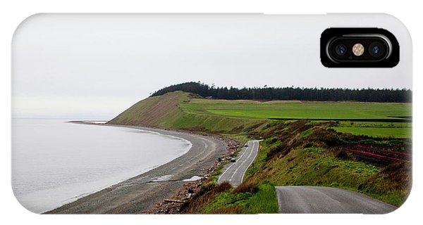 Whidbey iPhone Case - Ebeys Landing On Whidbey Island by Michael Hanson