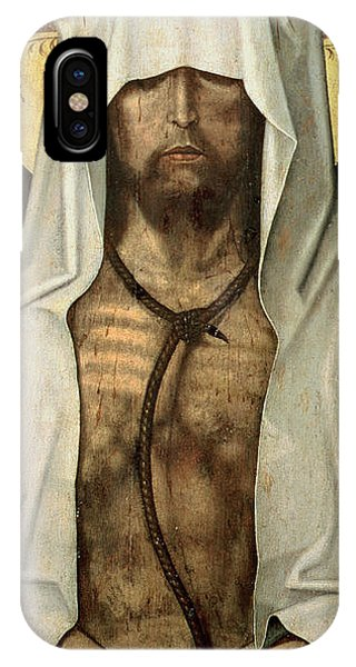 Shrouds iPhone Case - Ecce Homo by Portuguese School