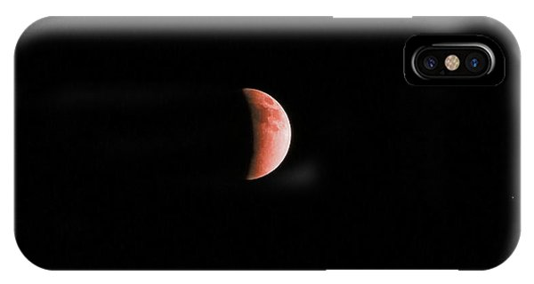 Eclipse 2 Phone Case by Rebecca Christine Cardenas