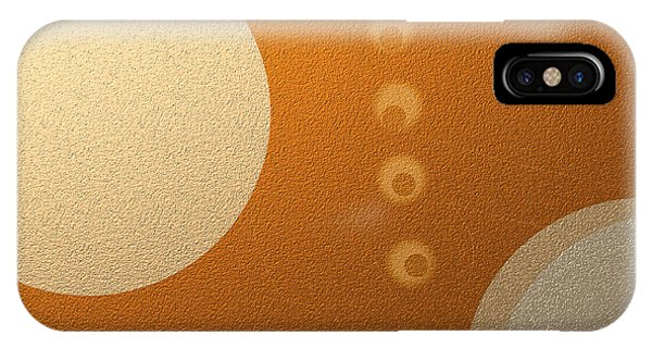 Eclipse With Olive Alignment Phone Case by Naomi Jacobs