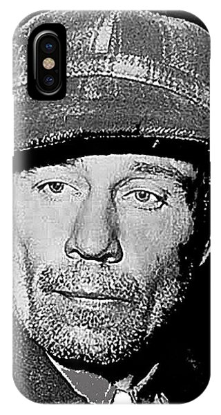 Ed Gein The Ghoul Who Inspired Psycho Plainfield Wisconsin C.1957-2013 IPhone Case