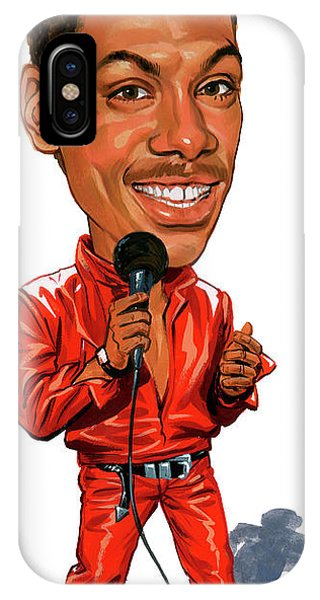 Eddie Murphy Phone Case by Art