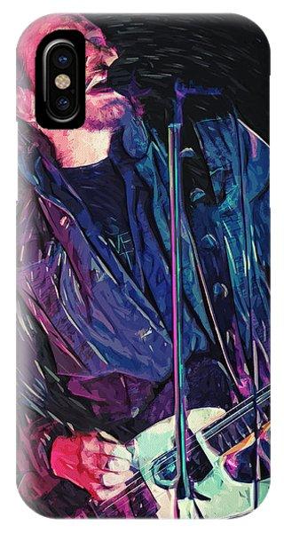 Eddie Vedder IPhone Case