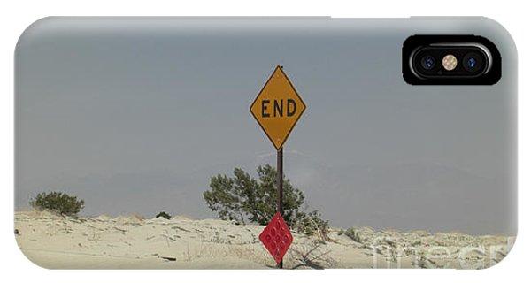 Edge Of The World Phone Case by Deborah Smolinske