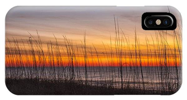 Edisto Beach Sunrise 02 IPhone Case