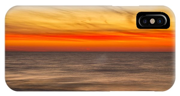 Edisto Beach Sunrise 07 IPhone Case